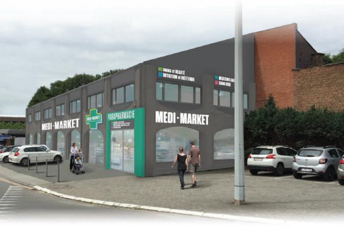 Medi-Market débarque à Waterloo