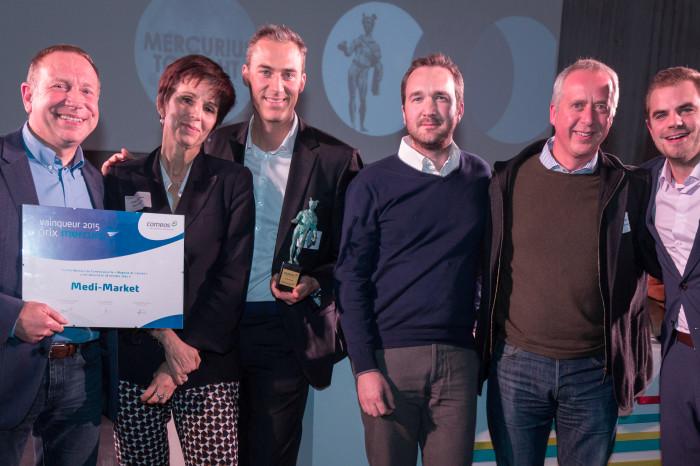 Medi-Market élu «Magasin de l'année 2015»