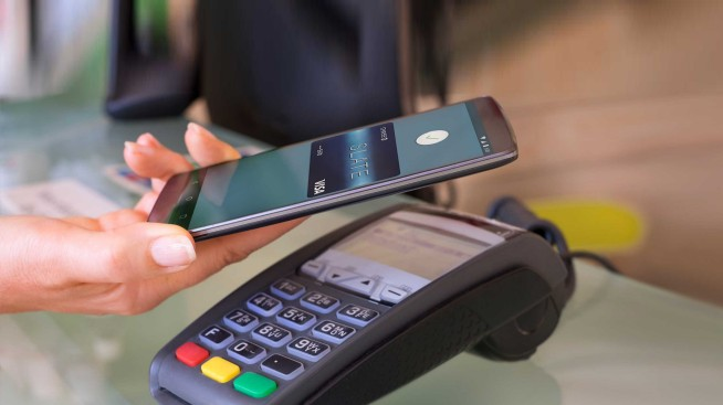 Uw smartphone wordt uw portemonnee !